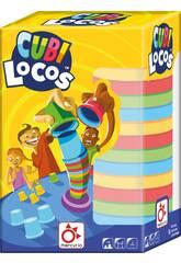 Brettspiel Cubi Locos Mercurio BO0018