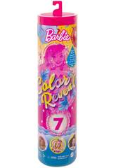 Barbie Muñeca Color Reveal Fiesta Mattel GTR96
