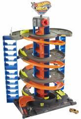 Hot Wheels Mega Garage Mattel GTT95