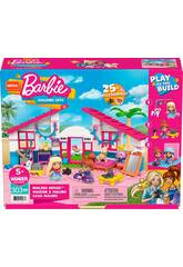 Mega Construx Barbie Malibu House Mattel GWR34
