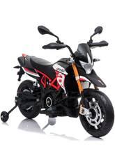Moto 12V. Aprilia Dorsoduro 900 Noir