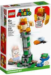 Lego Super Mario Expansion Set : La tour vacillante du frère du chef Sumo 71388