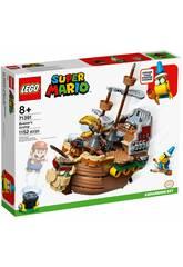 Lego Super Mario Set de Expansión: Fortaleza Aérea de Bowser 71391