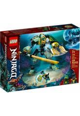 Lego Ninjago Robot Hydro de Lloyd 71750
