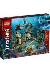 Lego Ninjago Temple de la mer infinie 71755