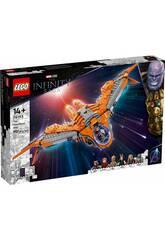 Lego Marvel Nave dei Guardiani 76193