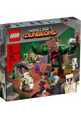 Lego Minecraft Dungeons The Jungle Abomination 21176