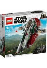 Lego Star Wars Starship Boba Fett 75312
