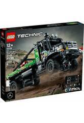 Lego Technic Trial Truck 4x4 Mercedes-Benz Zetros 42129