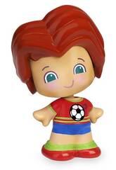 Mi Primer PinyPon Figura Profesiones Futbolista Famosa 700016627