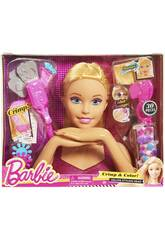 Barbie Buste Deluxe Crimp & Color Famosa BAR17000