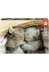 Casse-tête 500 Sweet Kittens Educa 19004