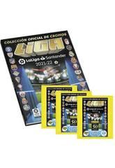 La Liga 21-22 Starter Pack Álbum con 6 Sobres Panini 9788427872349