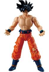 Dragon Ball Super Evolve Figura Goku Ultra Instinct Bandai 36278