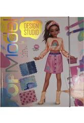Top Model Set de Diseño Crea Tu Topmodel Depesche 11609