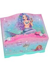 TopModel Joyero con Luz Mermaid Depesche 10948
