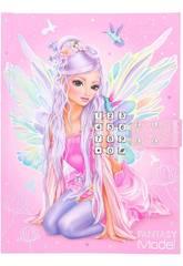 Fantasy Model Fairy Diario con Código Secreto Depesche 11519