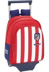 Mochila 524 con Carro 705 Atlético de Madrid Safta 611958020