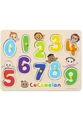 Cocomelon Tablero Con Números Valuvic 96-0004