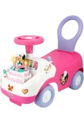 Minnie autoportée avec lumières et sons Kiddieland 61176
