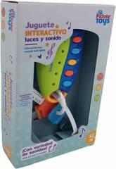 Porte-clés télécommandé pour enfants avec lumières et sons
