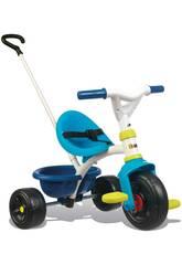 Triciclo Be Fun Azul Smoby 740323