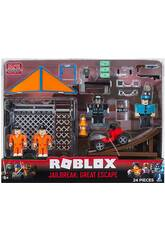 Roblox Set Jailbreak: Great Escape Toy Partner ROB0216