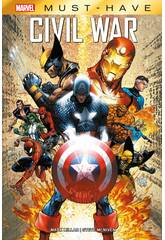Civil War Marvel Must Have Panini SMUST001