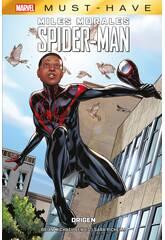 Miles Morales: Spiderman Marvel Must Have Panini