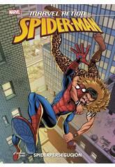 Spiderman Spidersecución Marvel Action Panini