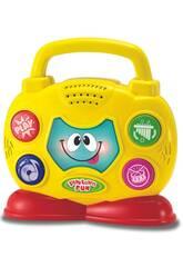 Radio Musical Infantil Keenway 31366