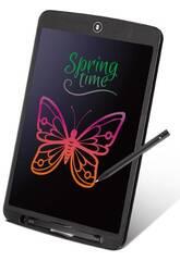 Tablet Pizarra con Pantalla LCD Negro