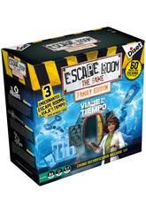 Escape Room Family Edition Viaje En El Tiempo Diset 62333