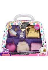 Real Littles Set de 5 Bolsos Exclusivos Deluxe Collection Cefa Toys 692