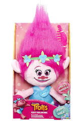Trolls Poppy Parlanchina