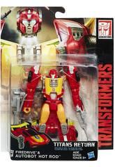 Figurine Transformers Generations Deluxe Titan Hasbro B7762