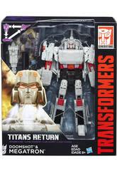 Transformers Generations Voyager Titan