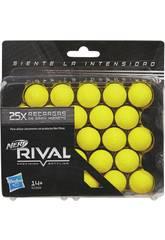 Nerf Rival 25 Ricariche Hasbro B1589