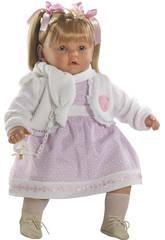 Poupée Baby Douceur Pleureuse 60 cm Berbesa