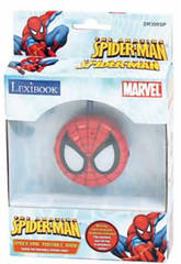 RADIO PORTABLE DE SPIDERMAN