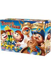 Pincha pirata + Torre de la risa