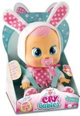 Poupée Coney Bunny Cry Babies IMC TOYS 10598