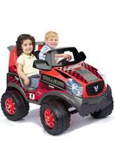 Fahrzeug Feber SUV Challenger 2 Sitze 12 V 51x65x108 cm Famosa 800008262