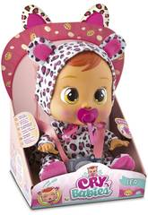 Lea Leopard Bebés Llorones Imc Toys 10574