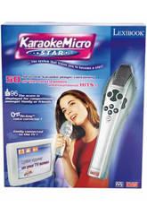 Karaoke micrófono