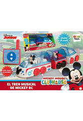 Train Radio Control Mickey Mouse Club House