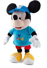 Mickey Mouse Peluche Interattivo