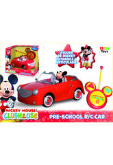 Voiture Radio contrôle Mickey Mouse Club House
