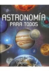 Libro Astronomia Per Tutti Susaeta Ediciones S2042999