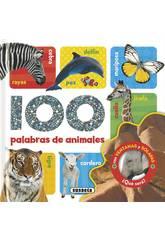 100 Palabras ... (2 Libros) Susaeta Ediciones